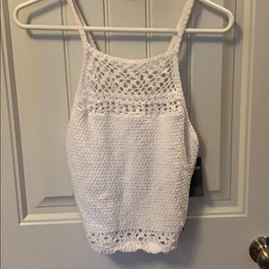 Hollister knit camisole